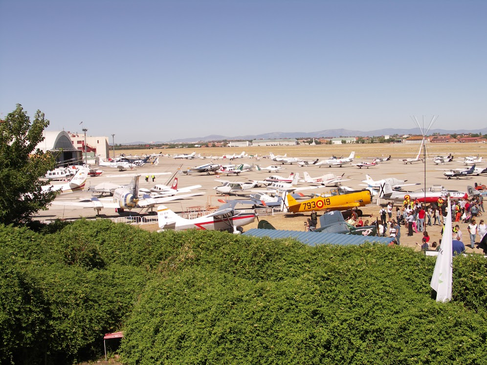 """Exhibición aerea de la Fundación """"Infante de Orleans"""". PICT0397"""
