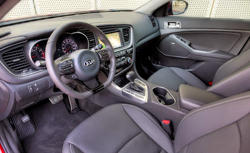 Syaiful Dev: kia optima ex 2014 interior Cool