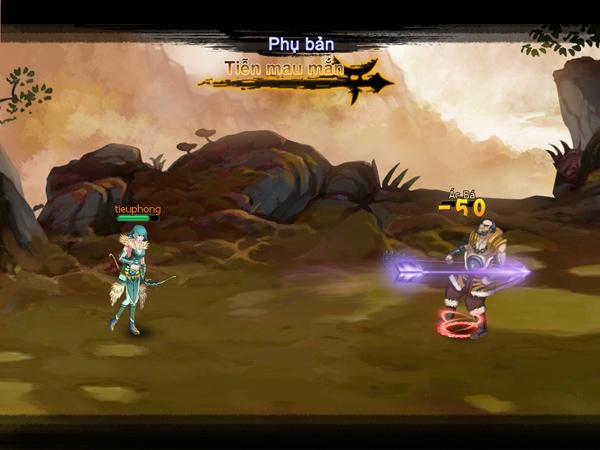 Tiếu Ngạo Giang Hồ của Soha Game là game mobile 5