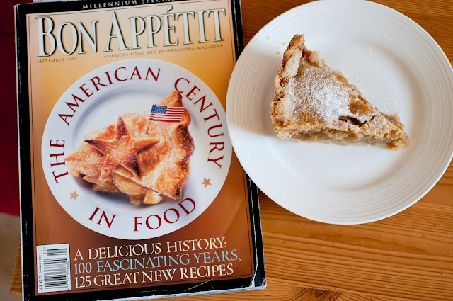 Apple Pie and the Bon Appetit Millennium Issue, 1999