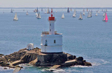 Tour de Belle Ile regatta- featuring JBoats and J/111, J/122, J/109, J/105