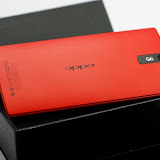 oppo find 5 red edition @ lampung bridge