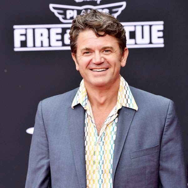 John Michael Higgins arrives at the premiere of Disney's Planes: Fire & Rescue sponsored by Coco Joy Kids at El Capitan on Tuesday, July 15, 2014, in Los Angeles.