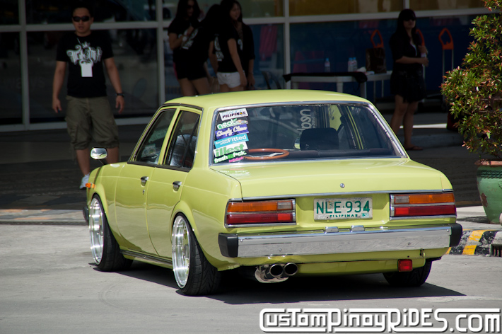 Kristoffer Bing Goce The Grinch Old School Toyota Corona KVG Auto Grooming Custom Pinoy Rides Car Photography pic7
