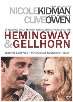 Hemingway & Gellhorn – BDRip AVI Dual Áudio