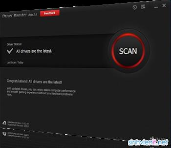 IObit Driver Booster Full Free – Phần mềm tìm và cập nhật driver tự động
