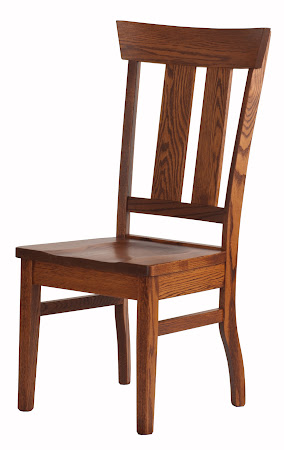 Monaco Chair in Rustic Oak