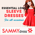 SammyDress Long Sleeve Dresses for Less