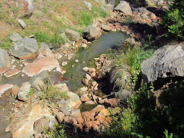 stream confluance