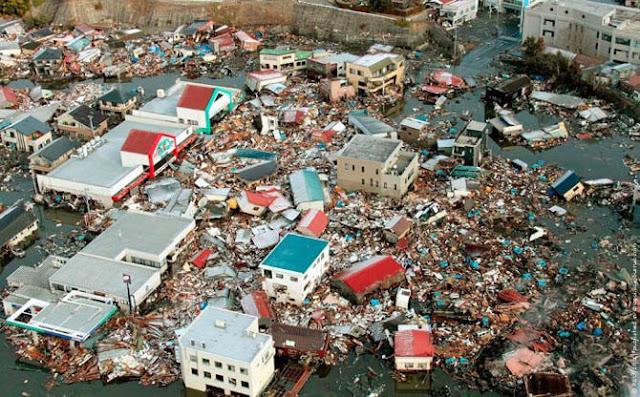 Tsunami – Japão 2011 - As melhores imagens da tragedia... Fotos-do-japao-2