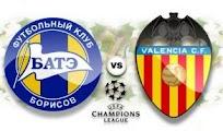 Valencia Bate online directo Horarios