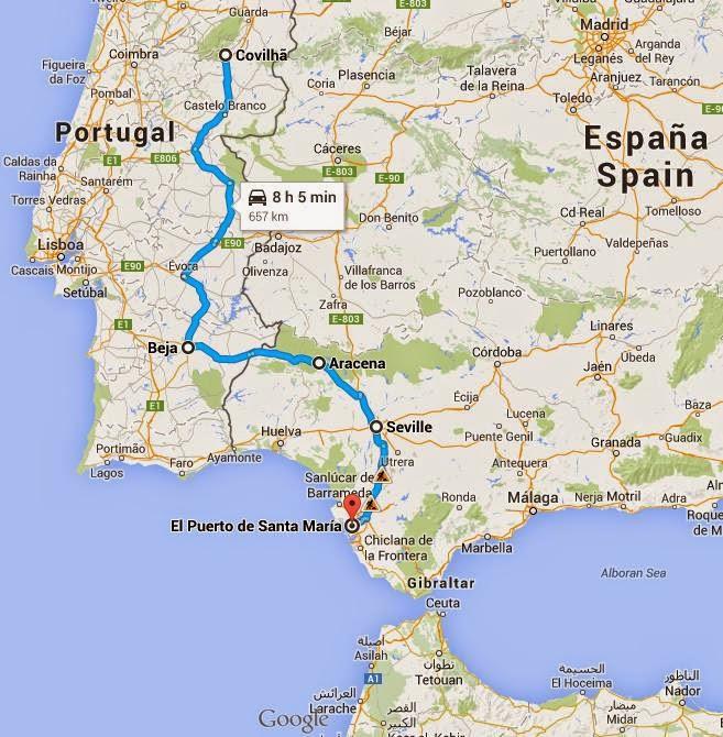 Carregar a bateria da moto até... Gibraltar Dia%2B1