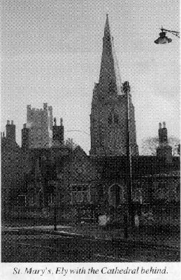 St Mary  Ely  Cambridgeshire