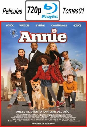 Annie (2014) BRRip 720p