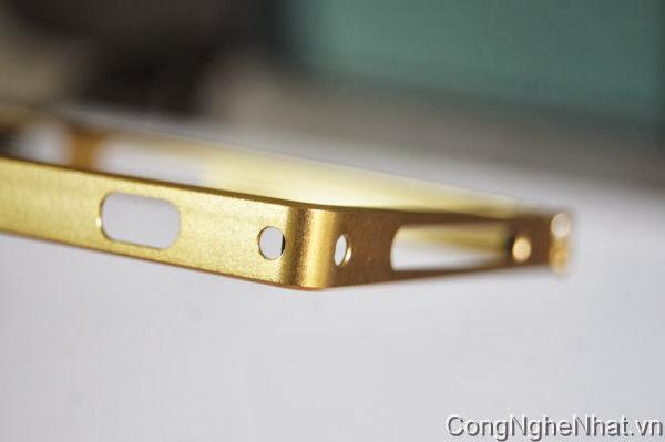 Ốp viền Sony Xperia Z1 (SO-01F) nhôm siêu nhẹ
