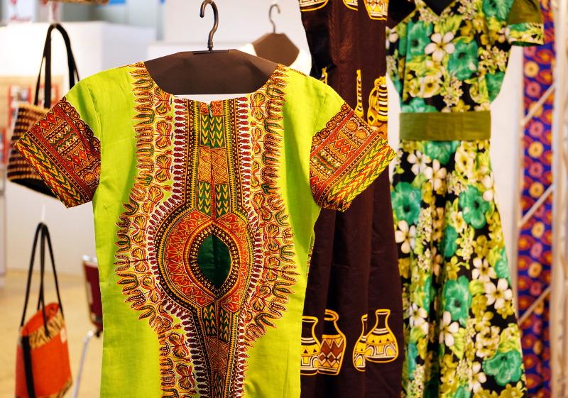 Creativa 2014: Kenyan textiles