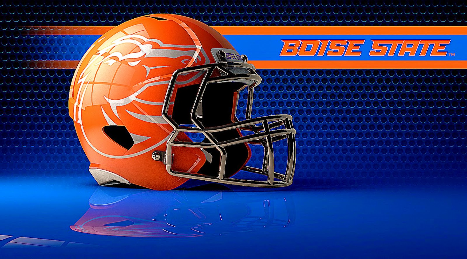 Boise State Football Helmet Wallpaper  AtomicEMP