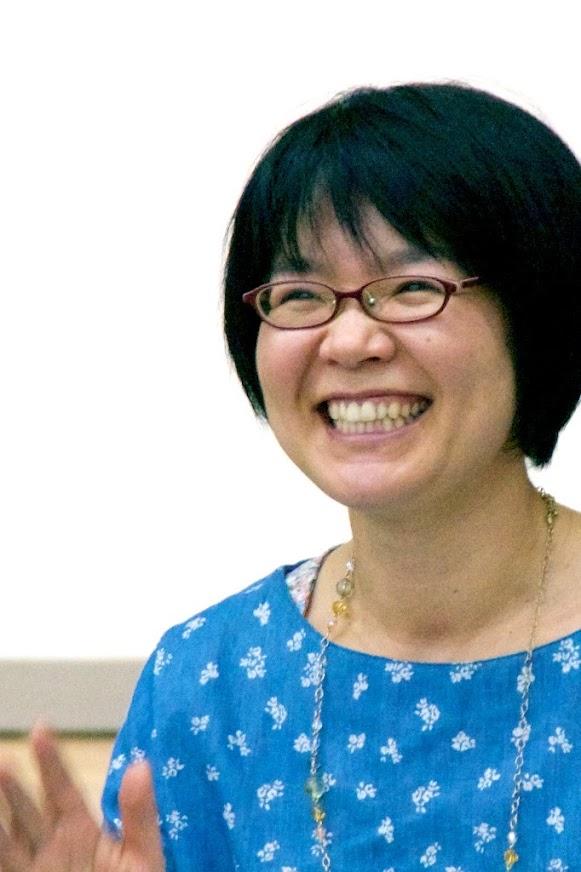 杉本育子さんさん