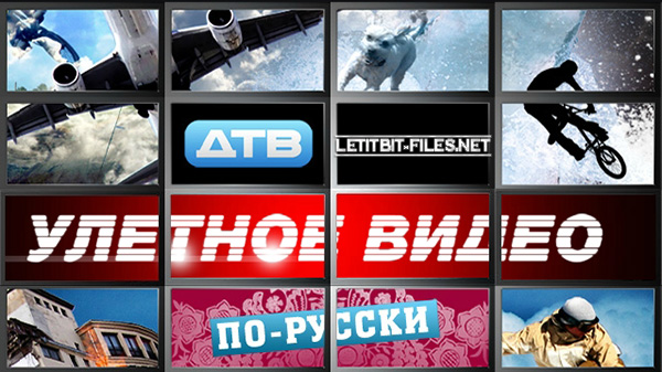 Улетное видео по-русски (2011/SATRip/IPTVRip)