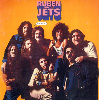 Ruben And The Jets ~ 1973 ~ For Real!