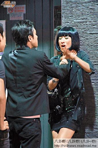 《仁心解碼II》楊怡扮舞女 遭張頴康威嚇