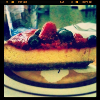 Cheesecake @monsieurtatin.blogspost.it