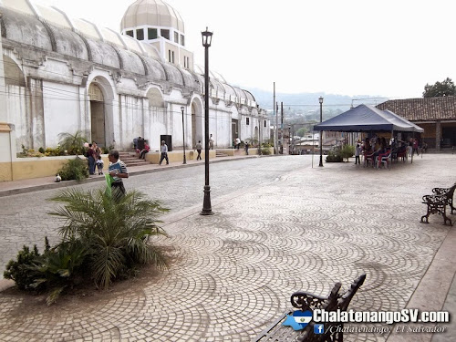 Plaza Peatonal Chalatenango