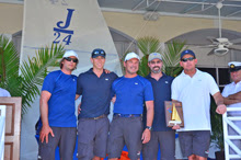 J/24 Helly Hansen- with Geoff Becker, Tim Healy & John Mollicone