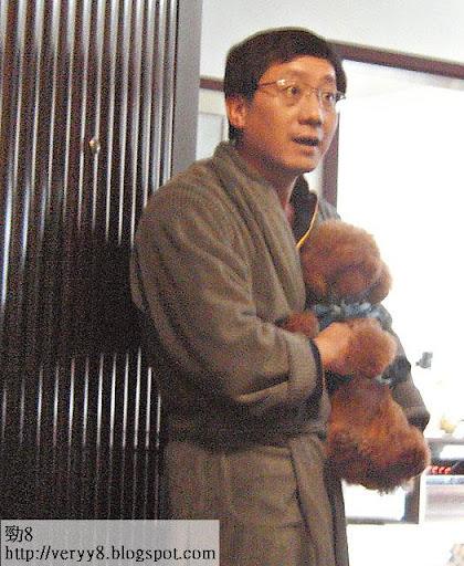 加入金發局的香港貿易發展局總裁林天福,對金發局事務三緘其口,只道:「開咗會之後大家就會知㗎喇。」(林志謙攝)