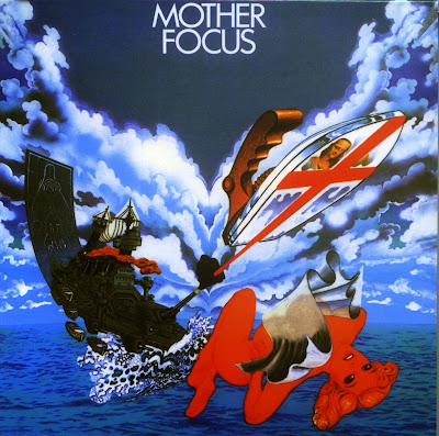 Focus ~ 1975 ~ Mother Focus