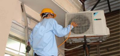 Tuyển 9 nam lao động làm công việc bảo dưỡng điều hòa tại Tokyo Nhật Bản