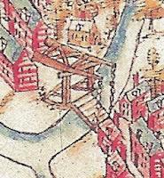Kaartenboek Averbode: Aarschot (detail)