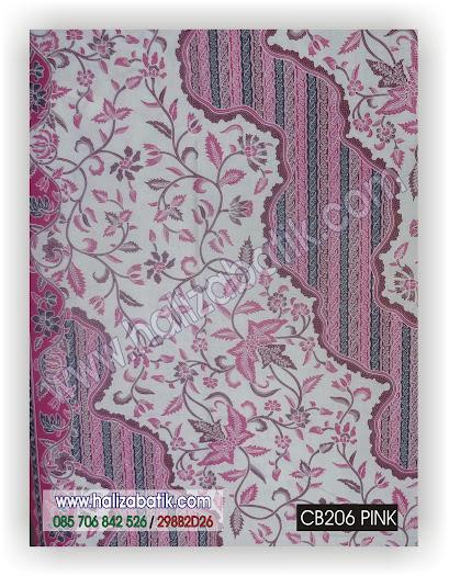 Sarimbit Batik, Seragam Batik, Model Kain Batik, CB206 PINK