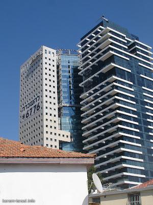מגדל בית פסגות - רוטשילד 3,5