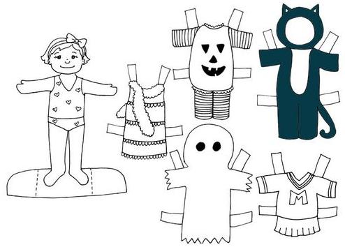 Recortables Para Niños Para Imprimir Imagui