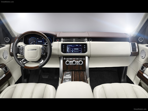 Land Rover Range Rover 2013 Review 04
