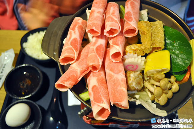 斑鳩的窩日式原味豬肉鍋