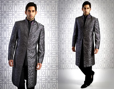 pakistani fashion, shairwani new men