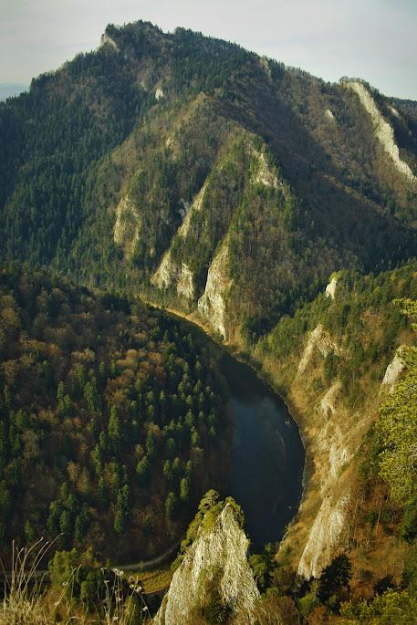 Dunajec z Sokolicy
