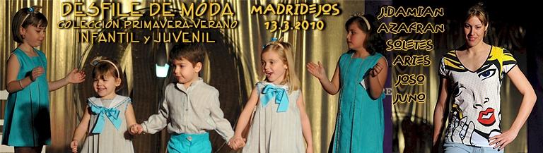 DESFILE DE MODA infantil y juvenil - Madridejos 13-3-2010