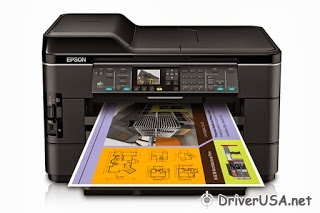 download Epson Workforce WF-M1560 printer's driver