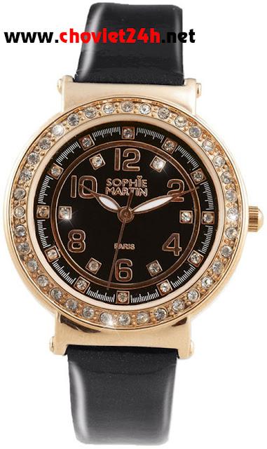 Đồng hồ nữ thời trang Sophie Lorelei - WPU181