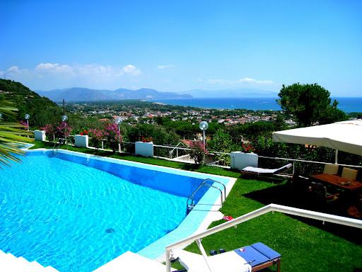 398  - Villa con piscina privata - San Felice Circeo