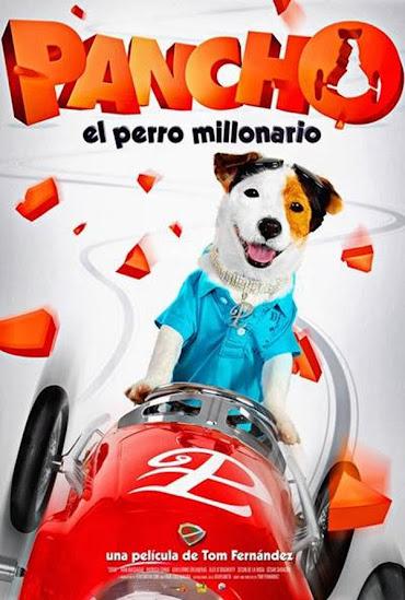 Cartel Pancho, el perro millonario