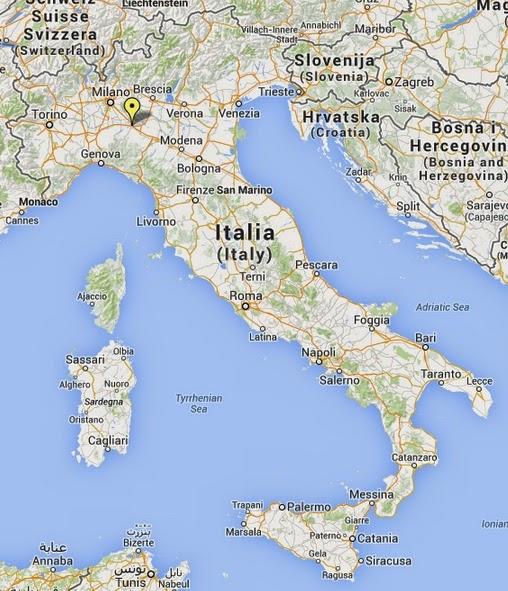 LNG Włochy. Stacje tankowania skroplonego gazu ziemnego we Włoszech
