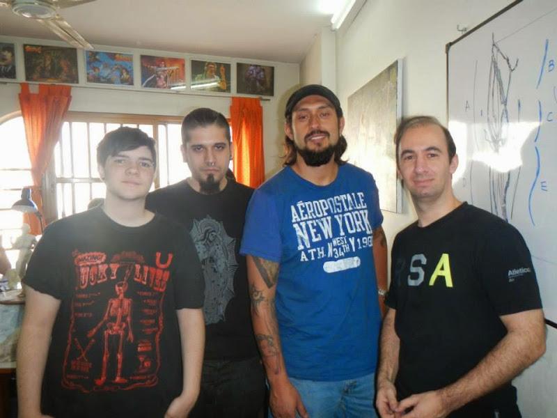 Ludemon en Argentina y Uruguay, inolvidable. 969143_468655916558307_1304889942_n