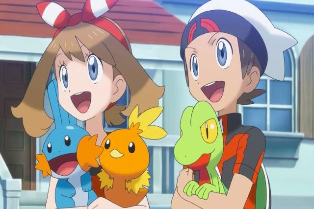 Các Pokemon đều có các hệ khắc nhau
