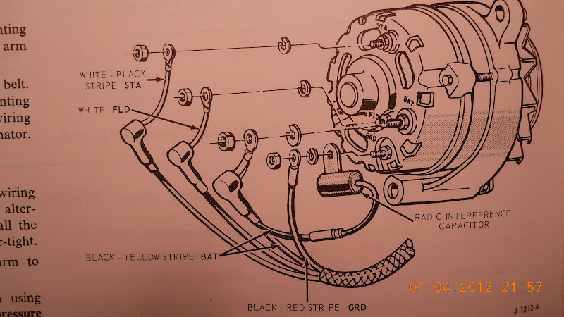 1964 alternator options? - Page 2 - Ford Truck Enthusiasts ...