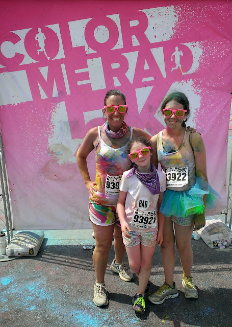 IMAG5200 Another Colorful Time! My Color Me Rad Recap