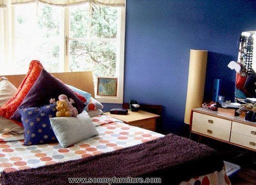 Mẫu thiết kế cho phòng ngủ vẫn đẹp trong nhà chật-8